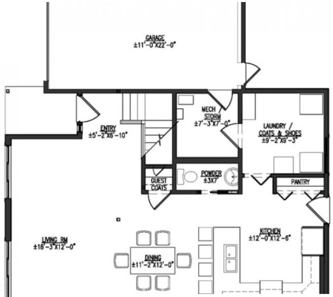 LEEDTwnhouse floorplan