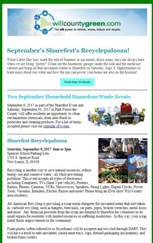 Sept newsletter 2017